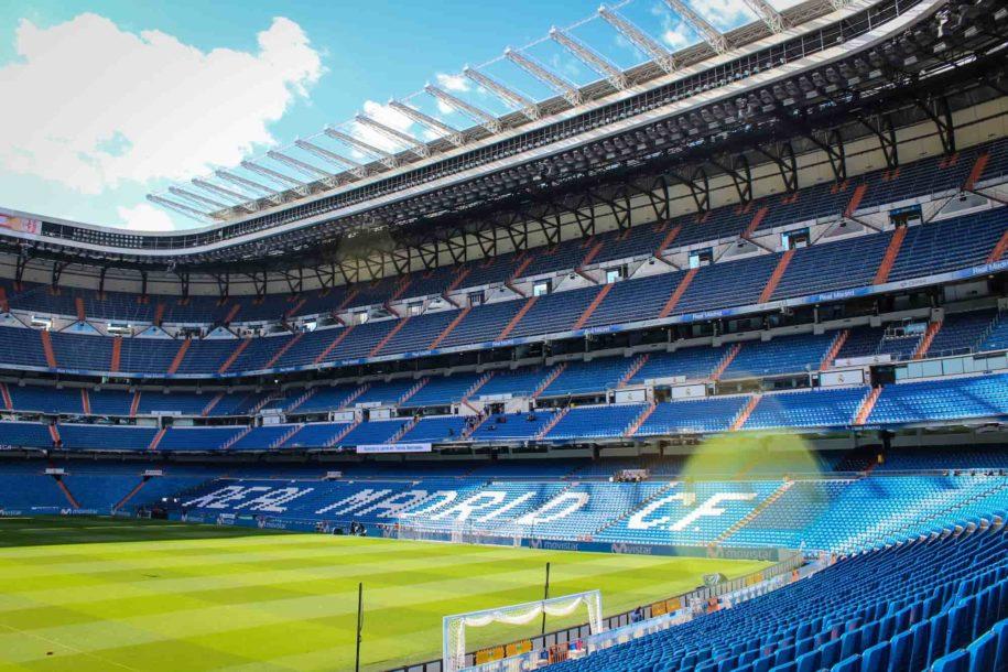 visite du Santiago Bernabéu avec Madrid discovery
