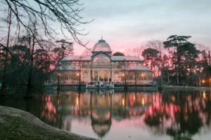 The Retiro Park