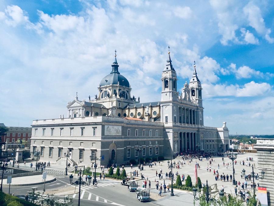 Madrid city tour english