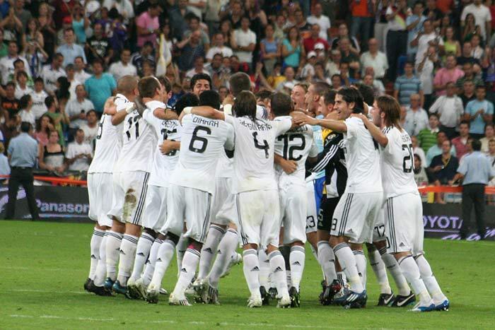 real-madridd-team