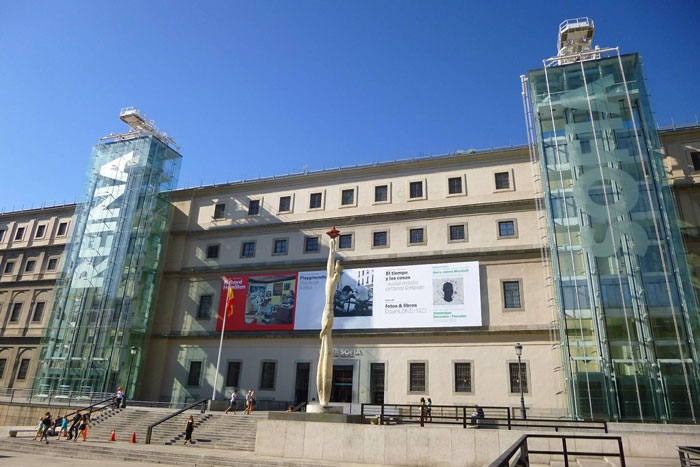 musée du reina sofia madrid