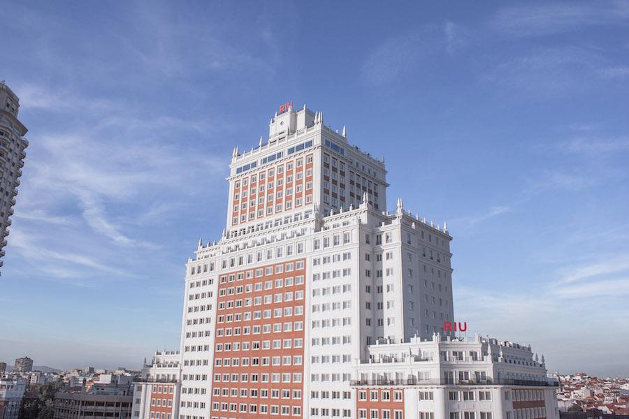 Riu Hotel Plaza de Espana Madrid Discovery