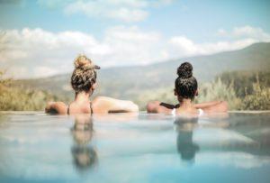 les piscines de Madrid
