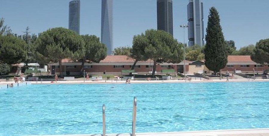 piscine madrid 4 torre