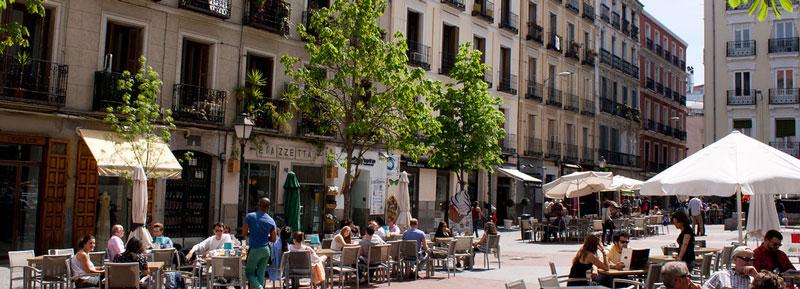 quartier de Madrid chueca