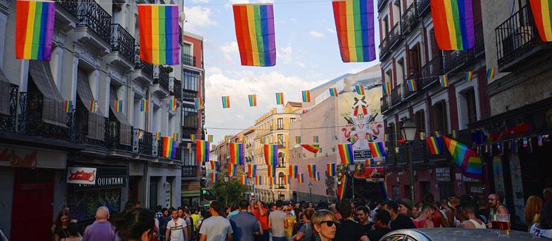quartier gay Madrid