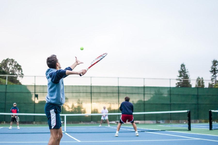 tennis sport piscine