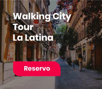 walking tour espagnol