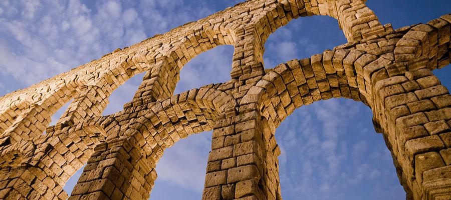 L'aqueduc de Segovia