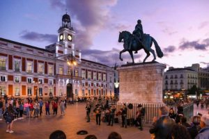 les quartiers de Madrid