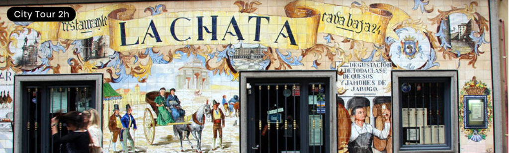 city tour madrid la latina