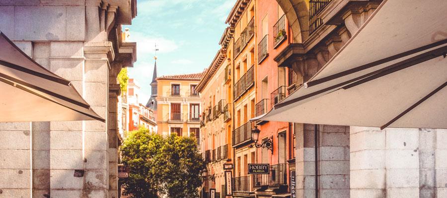 séjour Madrid soleil