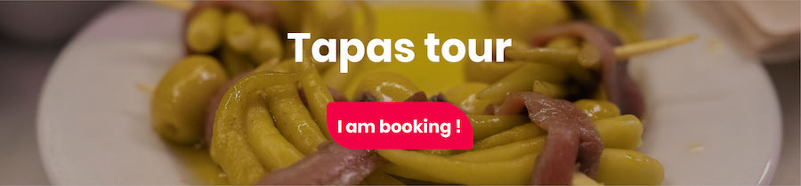 tapas tour madrid