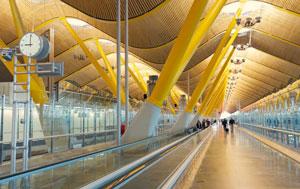 aeroport madrid