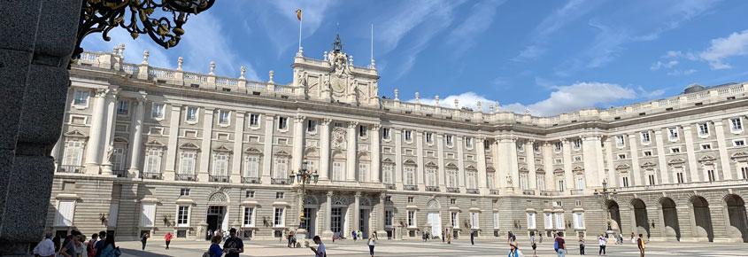 tourisme à Madrid
