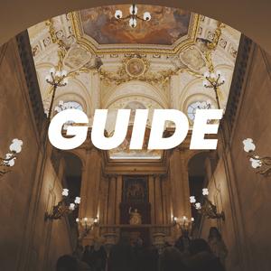 guide musée